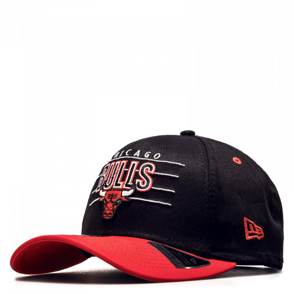 Unisex Cap - NBA Team 9 Fifty Chicago Bulls - Black / Red