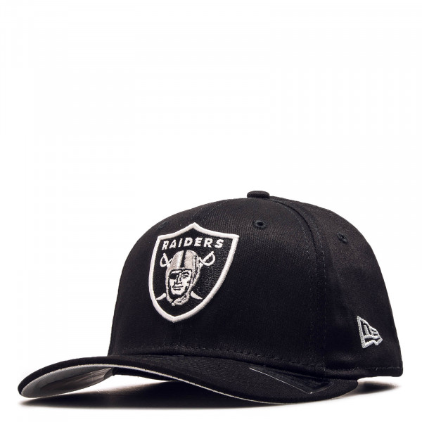 Cap Tonal 950 Raiders Black White