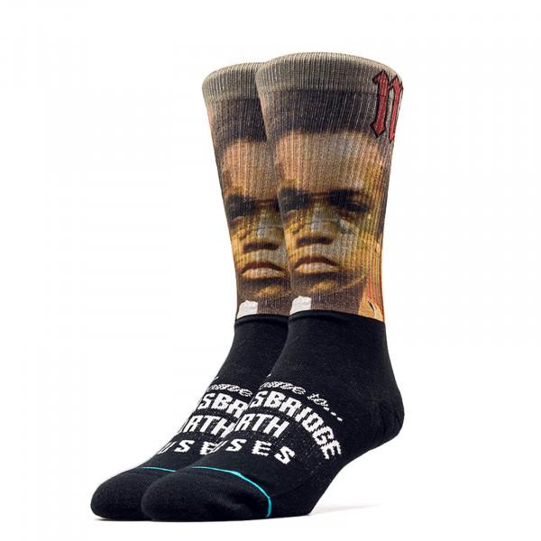 Stance Socks Anthem Nas Black