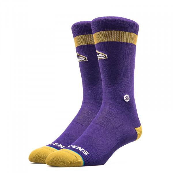Unisex Socken NFL Ravens Flock Purple
