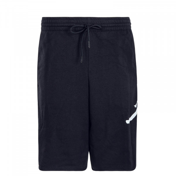 Herren Short Jumpman Logo FLC Black White