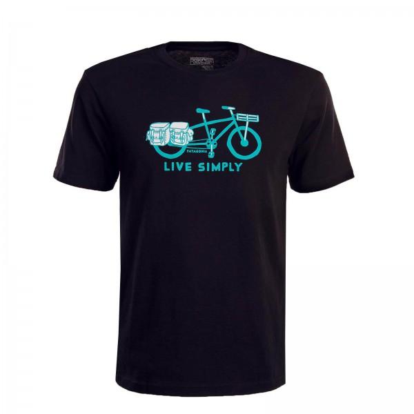 Patagonia TS Live Simply Bike Black