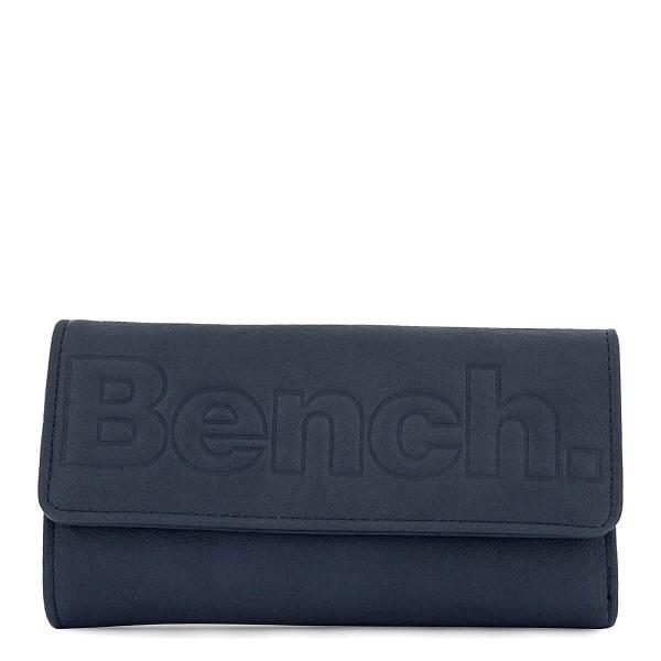 Bench Wmn Wallet Long Purse Grey
