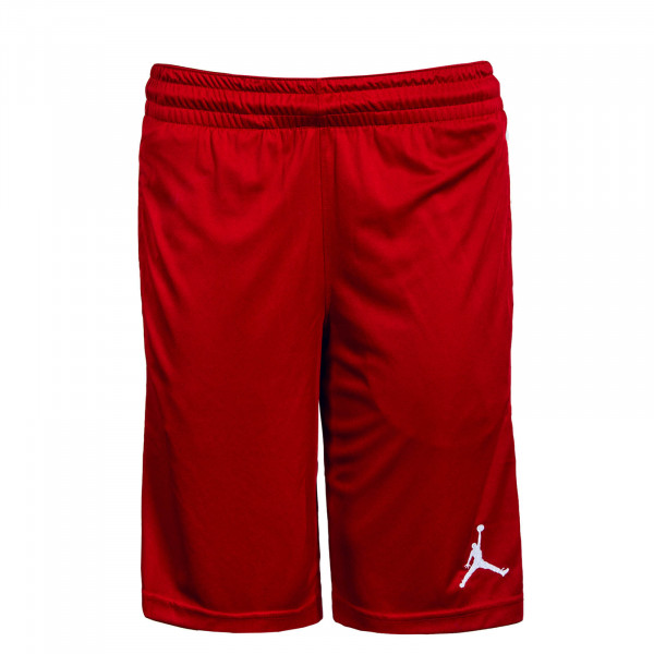 Herren Short 23 Alpha Dry Knit Red White