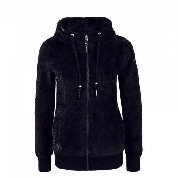 Damen Fleecejacke Vilma B Black