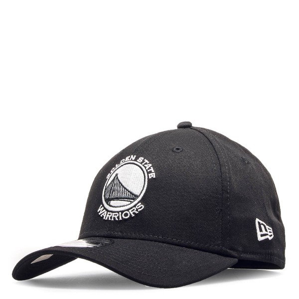 New Era Cap 39Thirty MonochGolwar Black