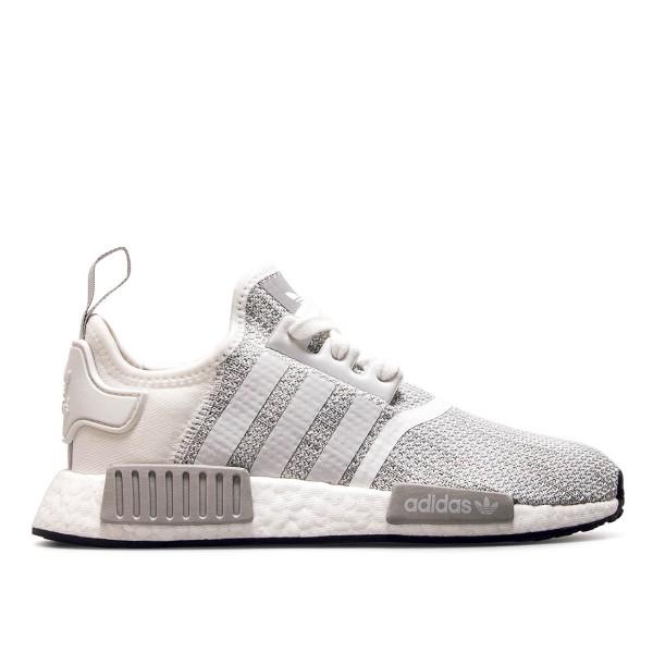 Adidas U NMD R1 Grey White