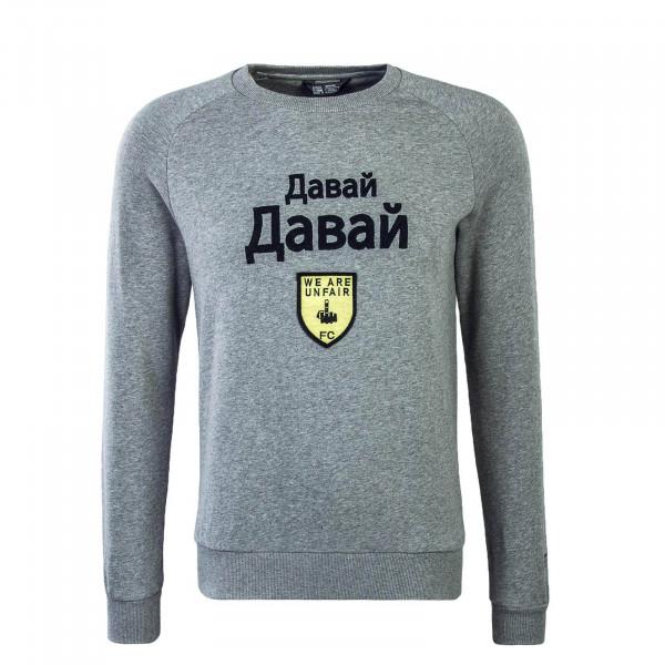 Unfair Sweat We Are Unfair FC Grey