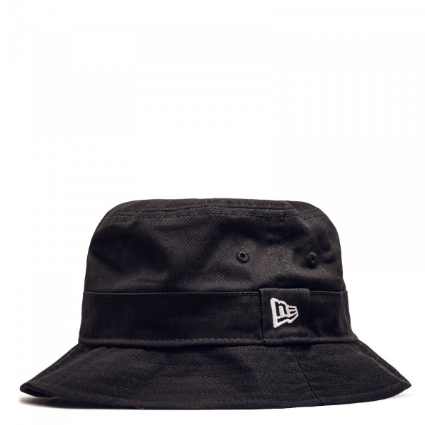Bucket Hat Essential Black White