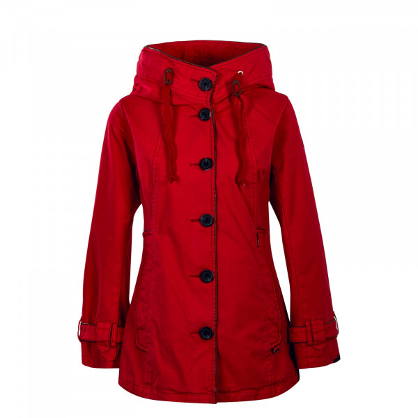 Jacket Nuyded 2 Red