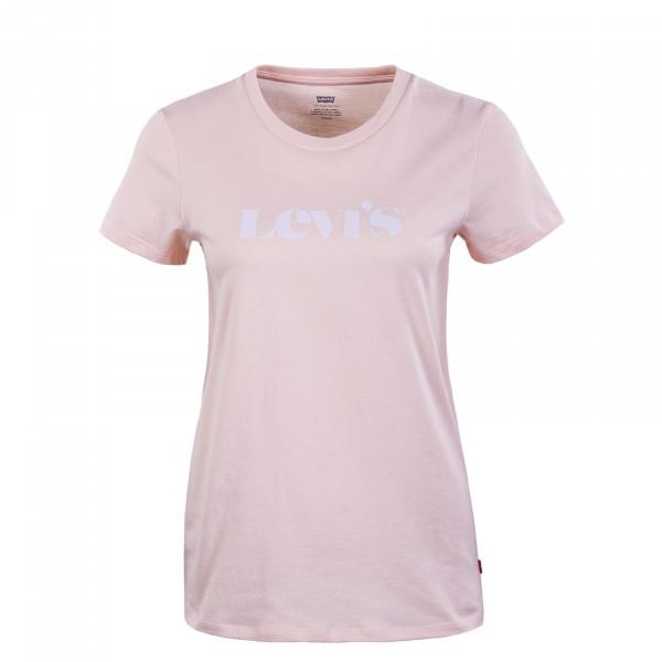 Damen T-Shirt - Perfect Tee New Logo - Scallop