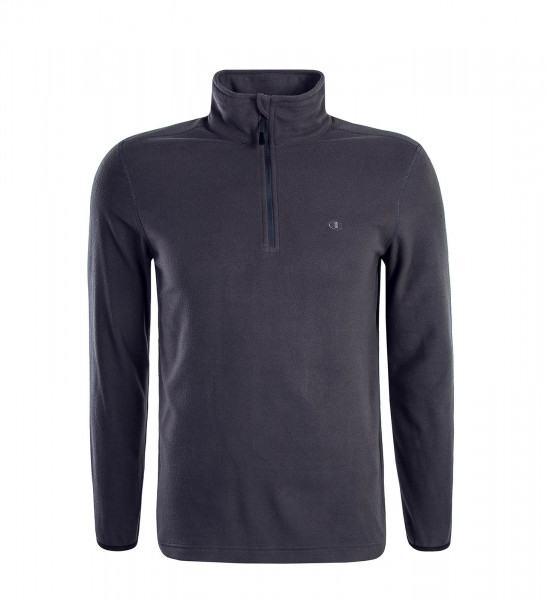 Champion Sweat Fleece Half Zip Grey