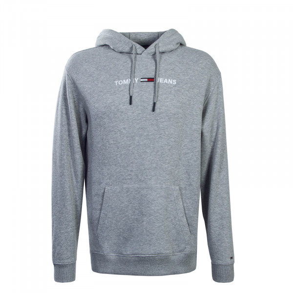 Herren Hoody TJM Small Light Grey