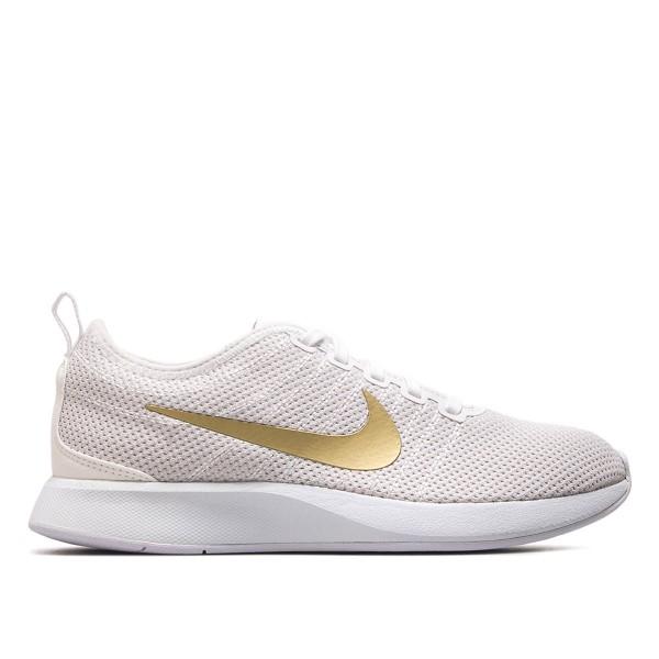 Nike Wmn Dualtone Racer White Gold