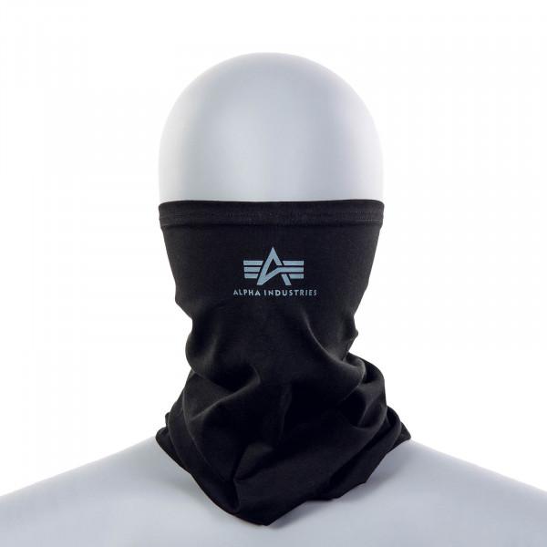 Tube Mask Basic SL Black Grey