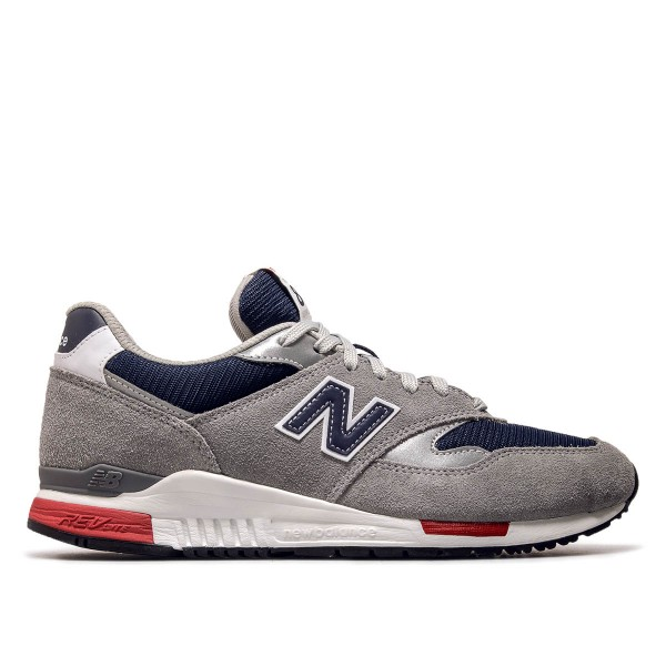 New Balance ML840 CD Grey Navy Red