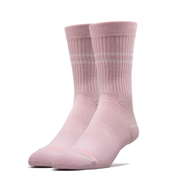 Damen Socken Solids Vitality Rosa
