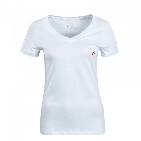 Damen T-Shirt LBR White