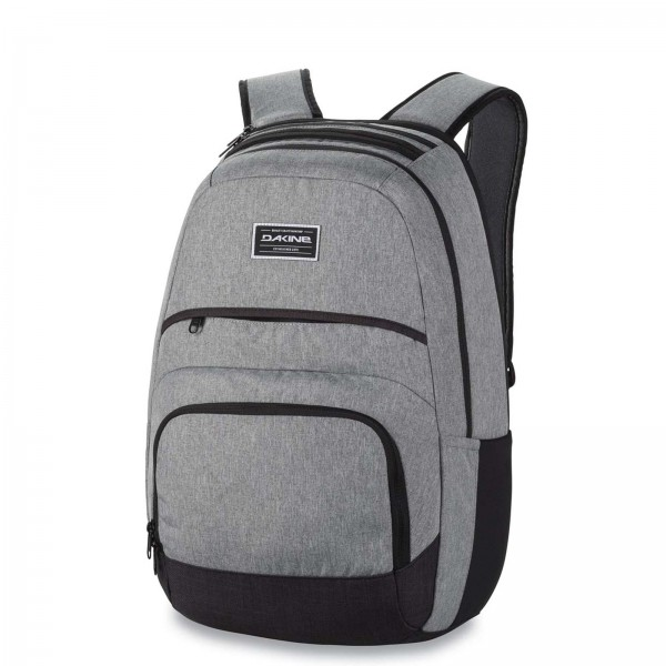 Dakine Backpack Campus Sellwood Grey Blk - Rucksack