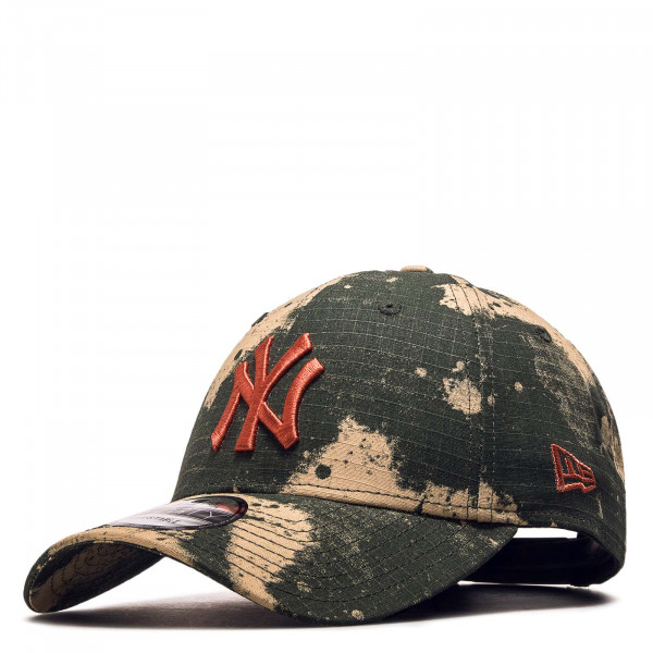 Basecap Blur Camouflage 9FORTY New York Yankees