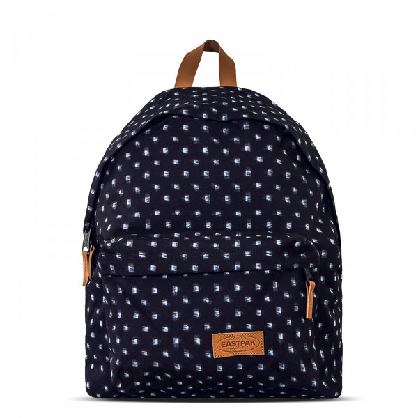 Backpack Padded Check Bleach