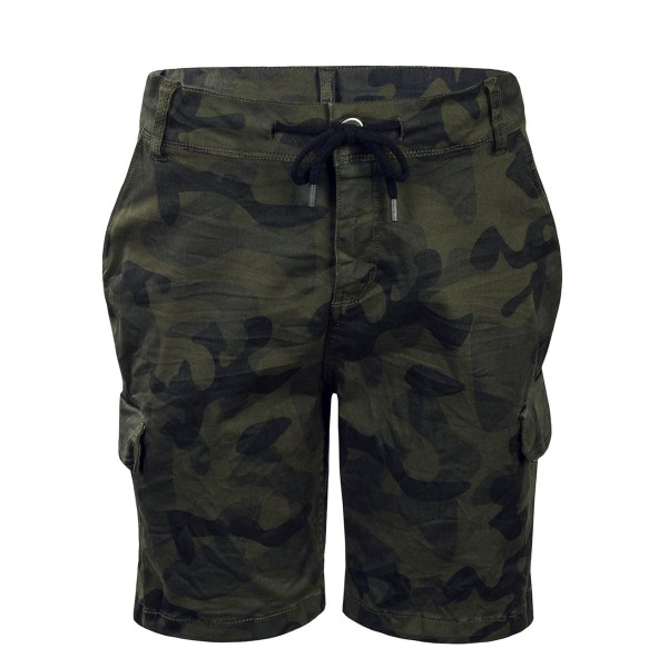 Urban Surface Short 6258 Camo Olive