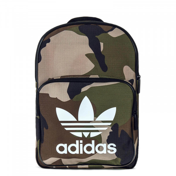 Backpack Classic Camouflage White