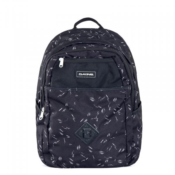 Backpack Essentials Slash Dot Black