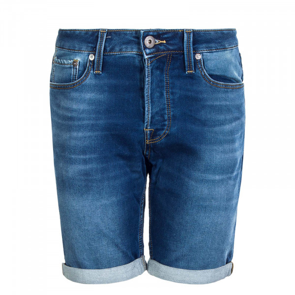 Herren Shorts JJRick JJIcon Blue Denim