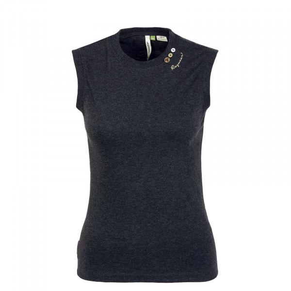 Damen Top - Flouk Organic - Black