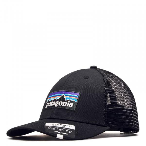 Cap Logo Lo Pro Black