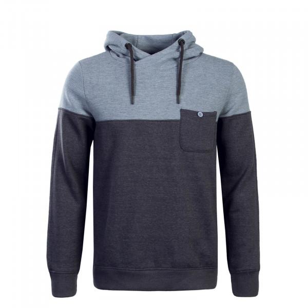 Herren Hoody 1160 Grey Dark Grey