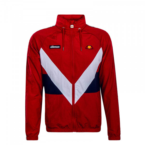 Herren Jacke Gerano Red White Navy