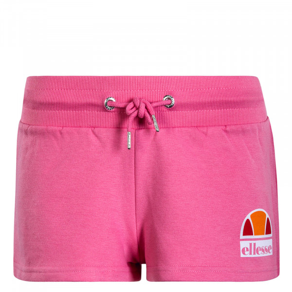 Damen Short Mobo Fleece Pink