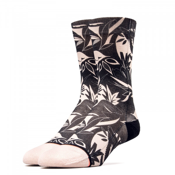 Stance Wmn Socks Foundation Swan Black