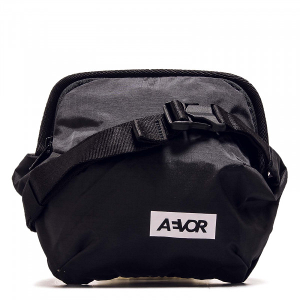 Hip Bag Plus Ripstop Black