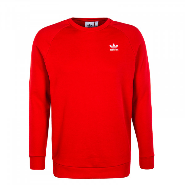 Herren Pullover - Sweat Essential Crewneck - Red