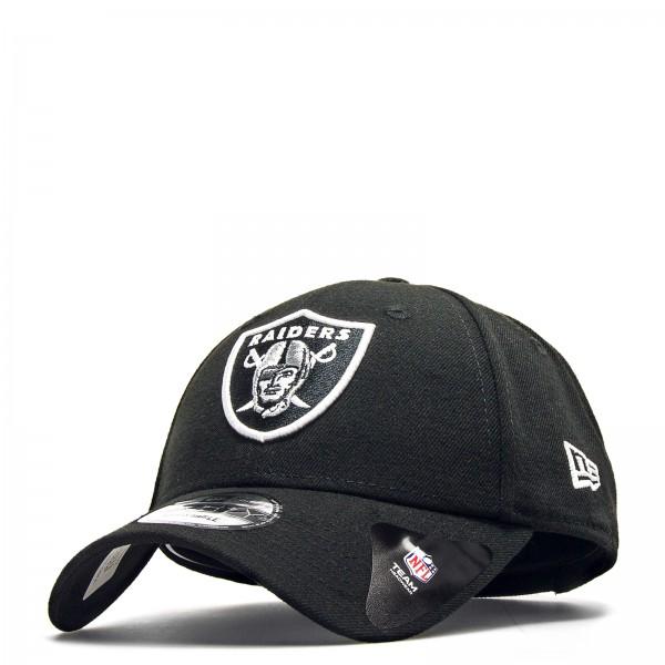 New Era Cap Raiders Black White 9f0d285ba062