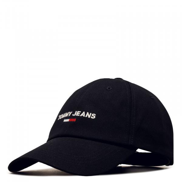 Basecap - Sport Cap - Black