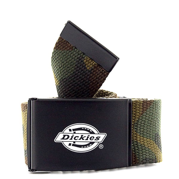 Dickies Belt Orcutt Camouflage Olive