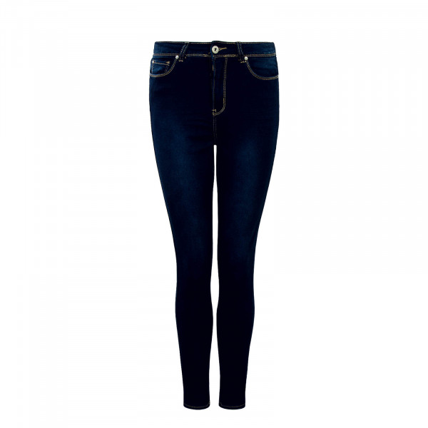 Damen Jeans  E618  Dark Blue