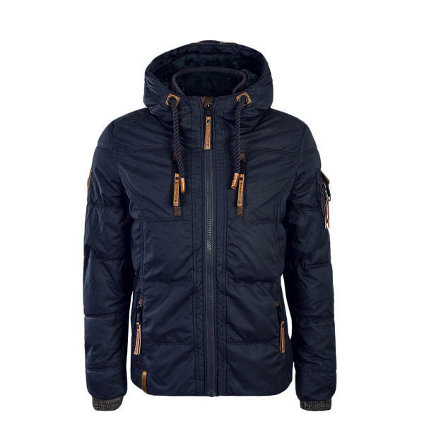 Naketano Jkt Italo Pop Dark Blue