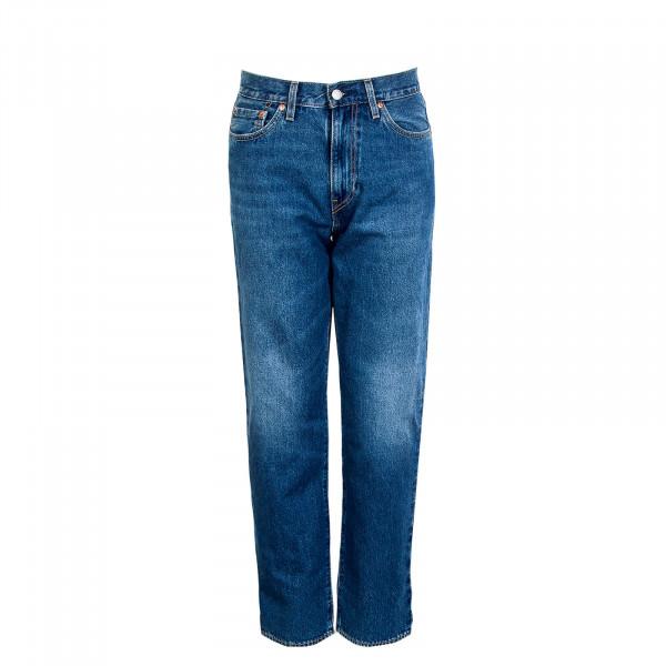 Herren Jeans - Stay Loose Denim Eyed Hook - Blue