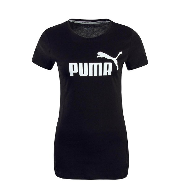 Puma Wmn TS ESS No.1 Black White