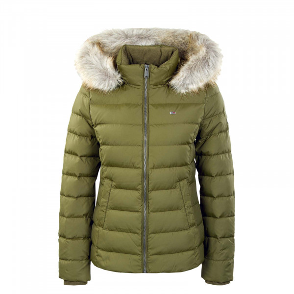 Damen Jacke - Basic Hooded 8588 Northwood - Olive