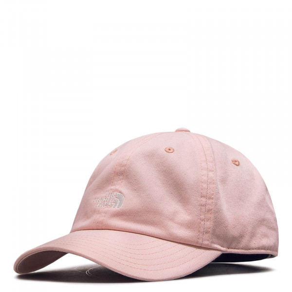 Cap Washed Norm Pink