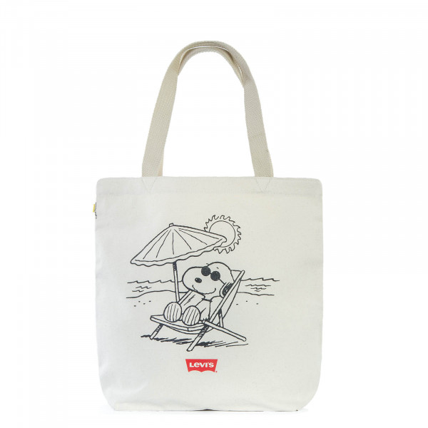Bag Peanuts Snoopy Off White