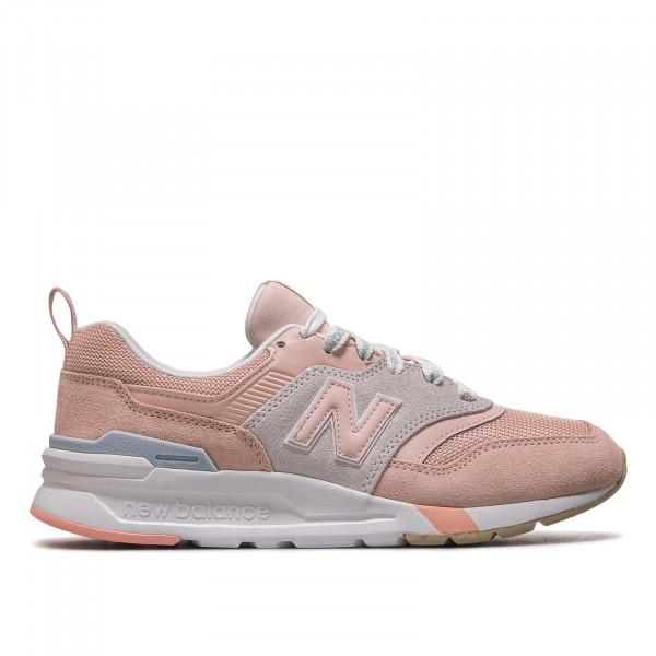 Damen Sneaker CW997HKC Pink Grey White