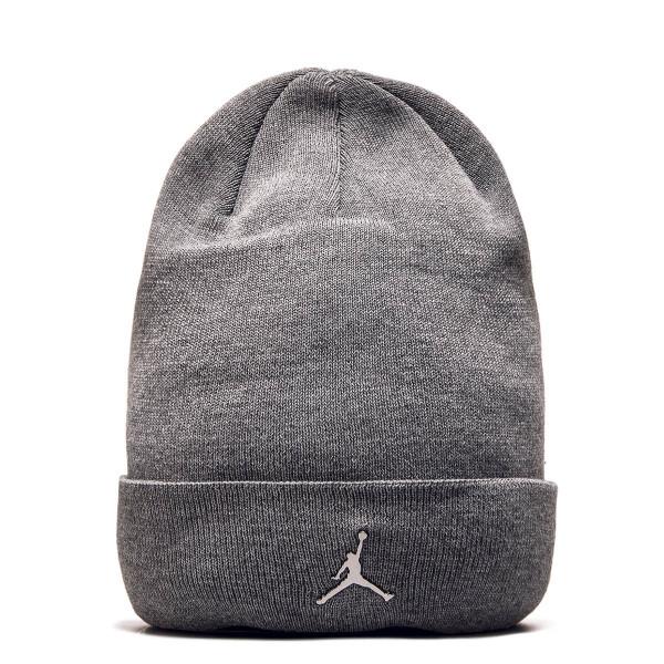 Jordan Beanie Cuffed Grey