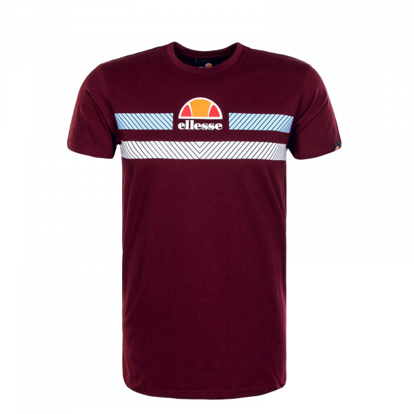 Herren T-Shirt Glisenta Burgundy